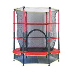 New Rebounder Fitness Equipment Trampoline with Safety Net